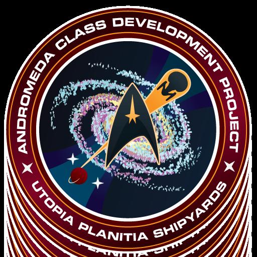 Starfleet Patch - Andromeda Class Development by thomasthecat