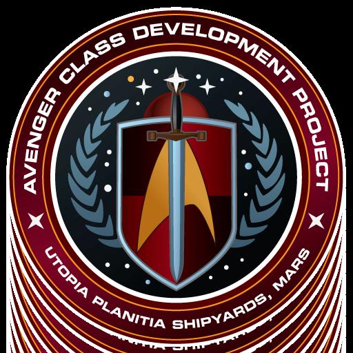 Starfleet Patch - Avenger Class Development by thomasthecat