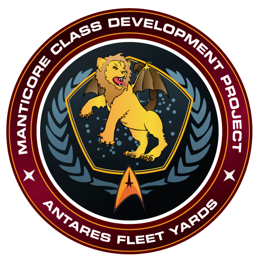 Starfleet Patch - Manticore Class Development by thomasthecat