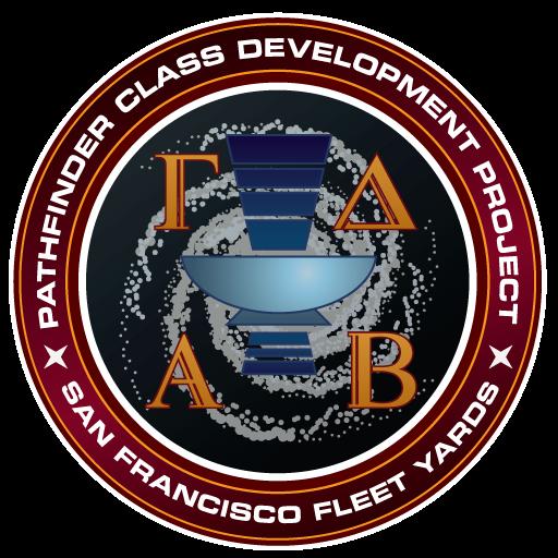 Starfleet Patch - Pathfinder Class Development by thomasthecat