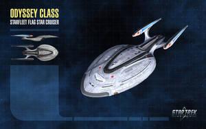 Odyssey Class Starship for Star Trek Online