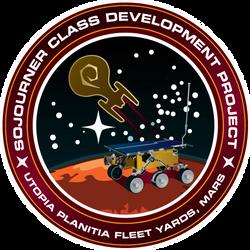 Starfleet Patch - Sojourner Class Development