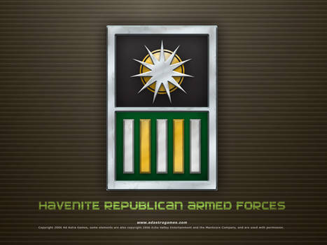 PRH Armed Forces Desktop