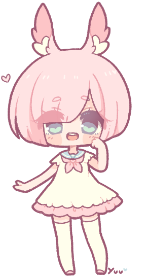 Chibi Usagi Yuu by Hanabichu