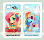 My Little Pony Friendship Is Magic iPhone 4 cover