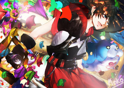 Sora dream drop distance by mokomar