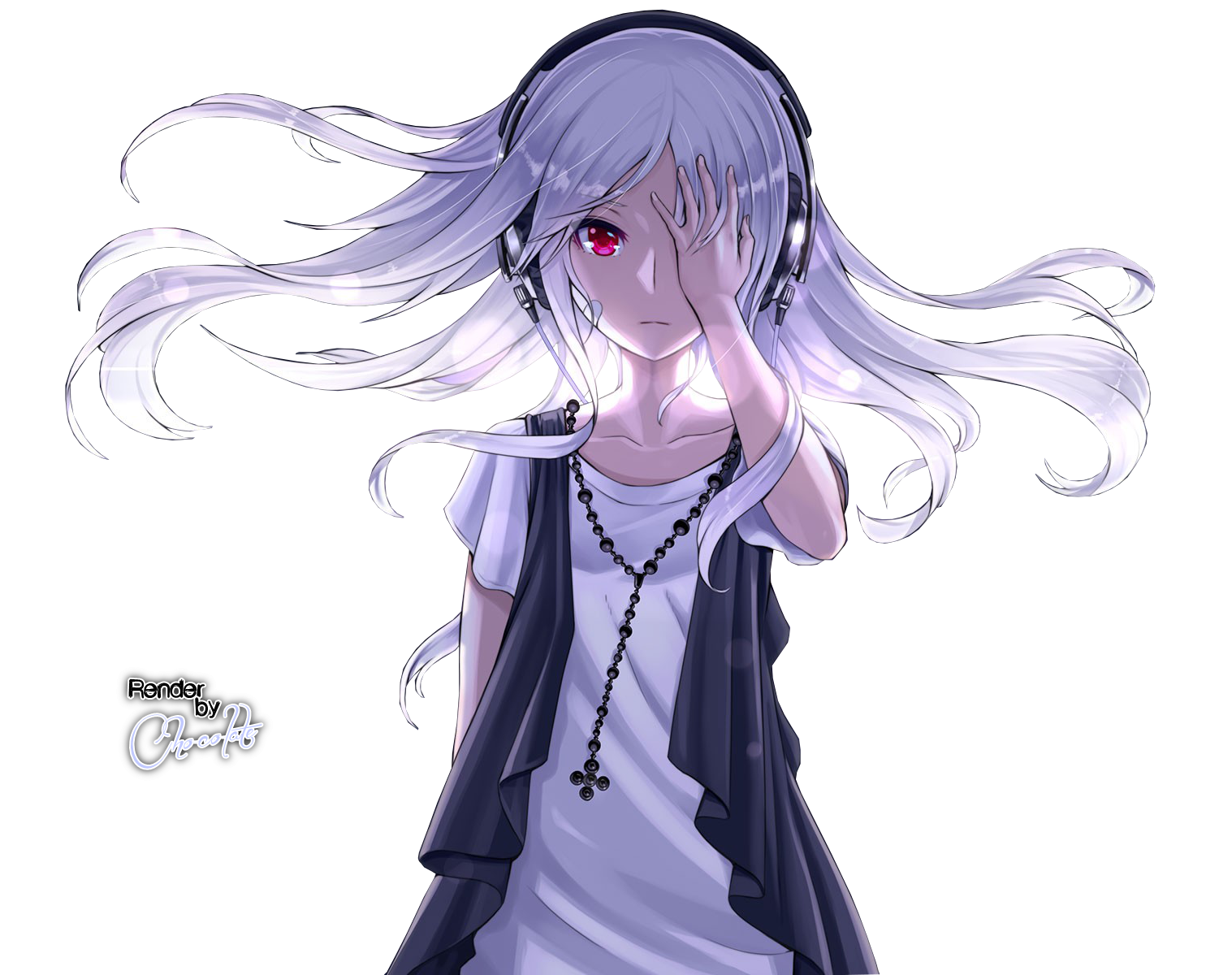 Miku hatsune evil twin