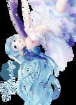 Hatsune Miku Quite Elegant Render