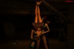 Hanging around (for yamochanchan)