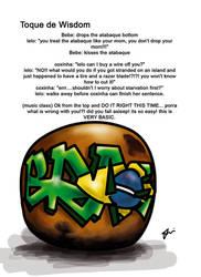 Toque de Wisdom by CapoeiraArt