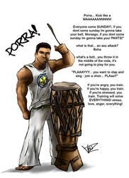Porra by CapoeiraArt