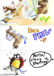 Capoeira Graffiti 3