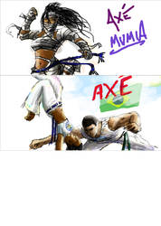 Capoeira Graffiti 7 by CapoeiraArt