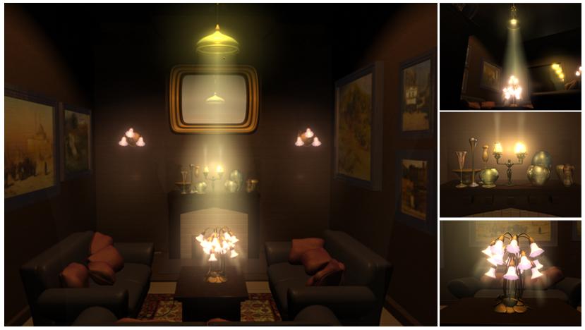 Louis Comfort Tiffany Room by YoshiyukiKatana