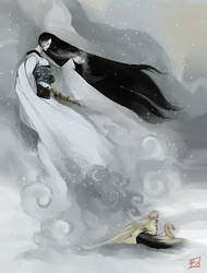 The Yuki Onna by YoshiyukiKatana