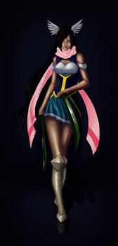 Heavenly Armor Avatar