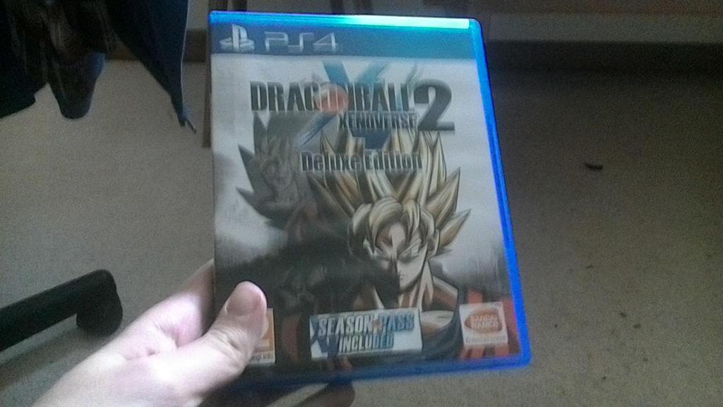Dragon Ball Xenoverese 2 by MegaElekid947