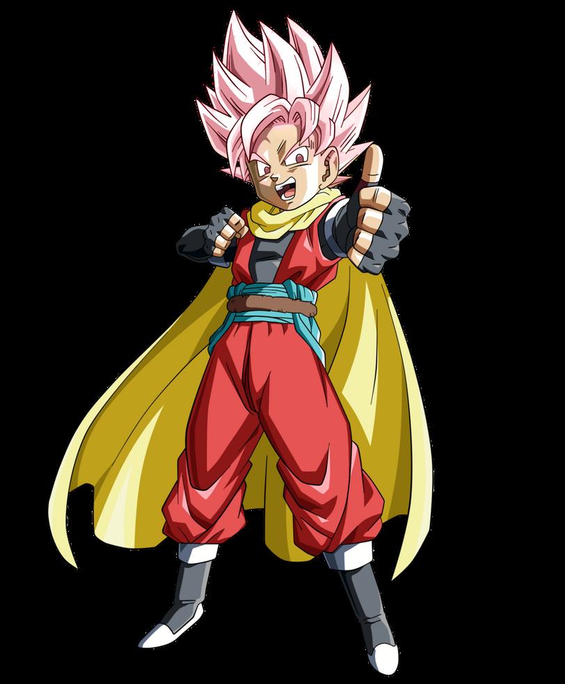 Super Saiyan Rose Beat by MegaElekid947
