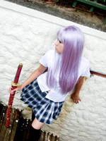Maya Natsume cosplay by fresia89