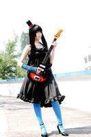 Akiyama Mio by fresia89