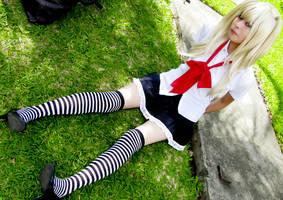 Misa Misa cosplay by fresia89