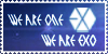 EXO Stamp by nicolenikka13