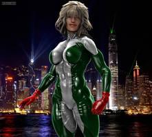 New Heroine 2 by MarinaIbiza