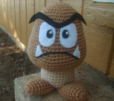 Mario Brothers' Goomba