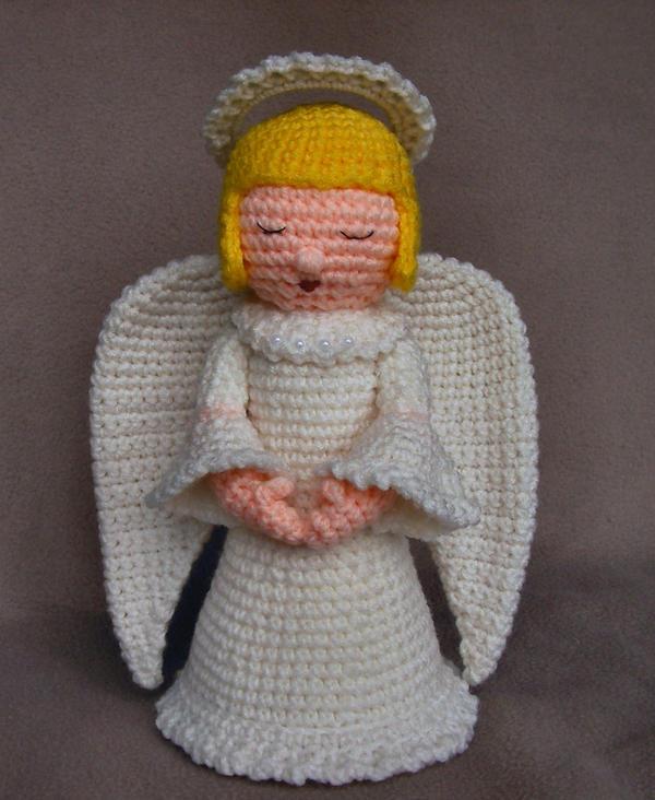 Angel Ornament Pattern | FaveCrafts.com - Christmas Crafts, Free