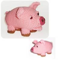Little Piggie by W0IfDreamer