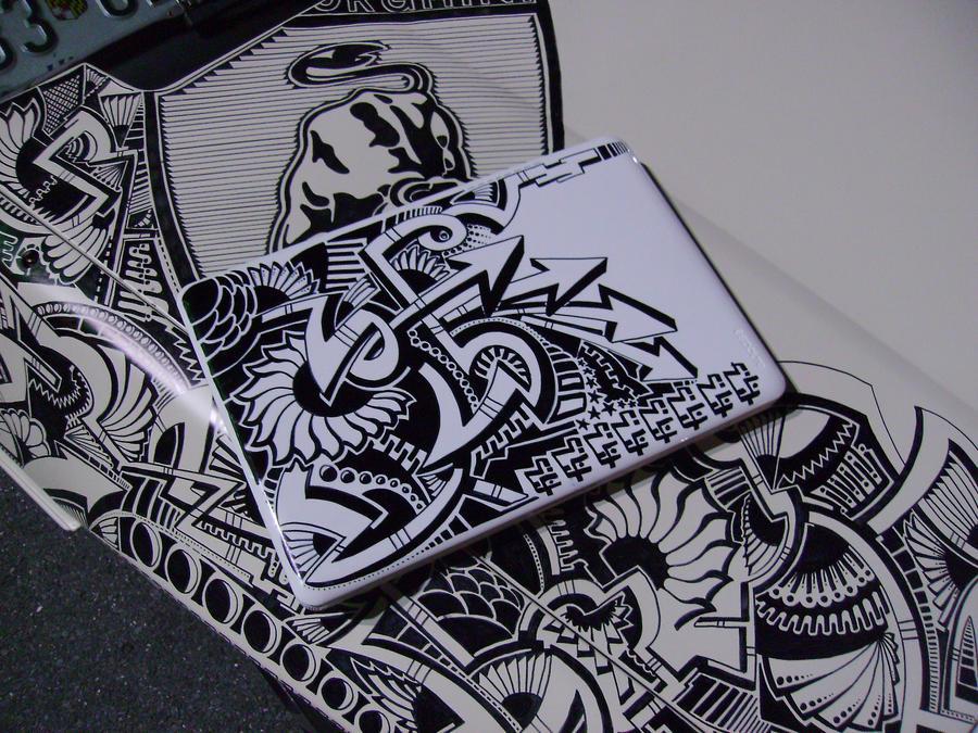 Sharpie Mac-Top by PinstripeChris