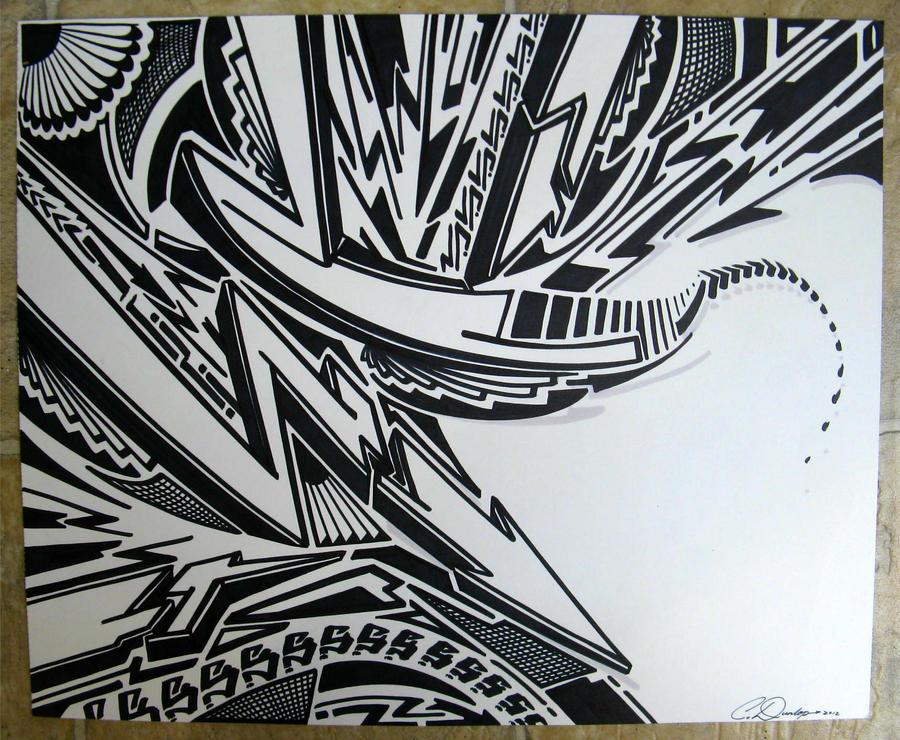 Sharpie Art by PinstripeChris