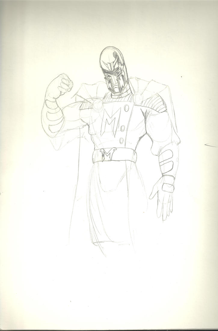 Magneto 006 by Skywise783