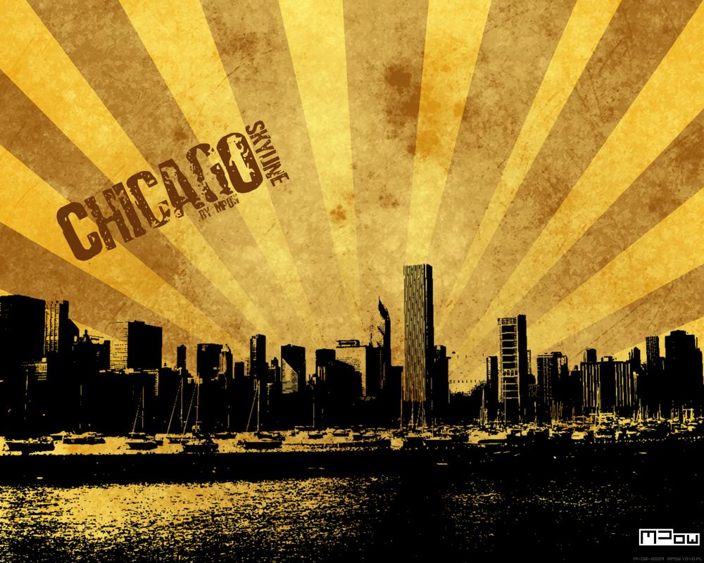 Chicago grunge by MPow