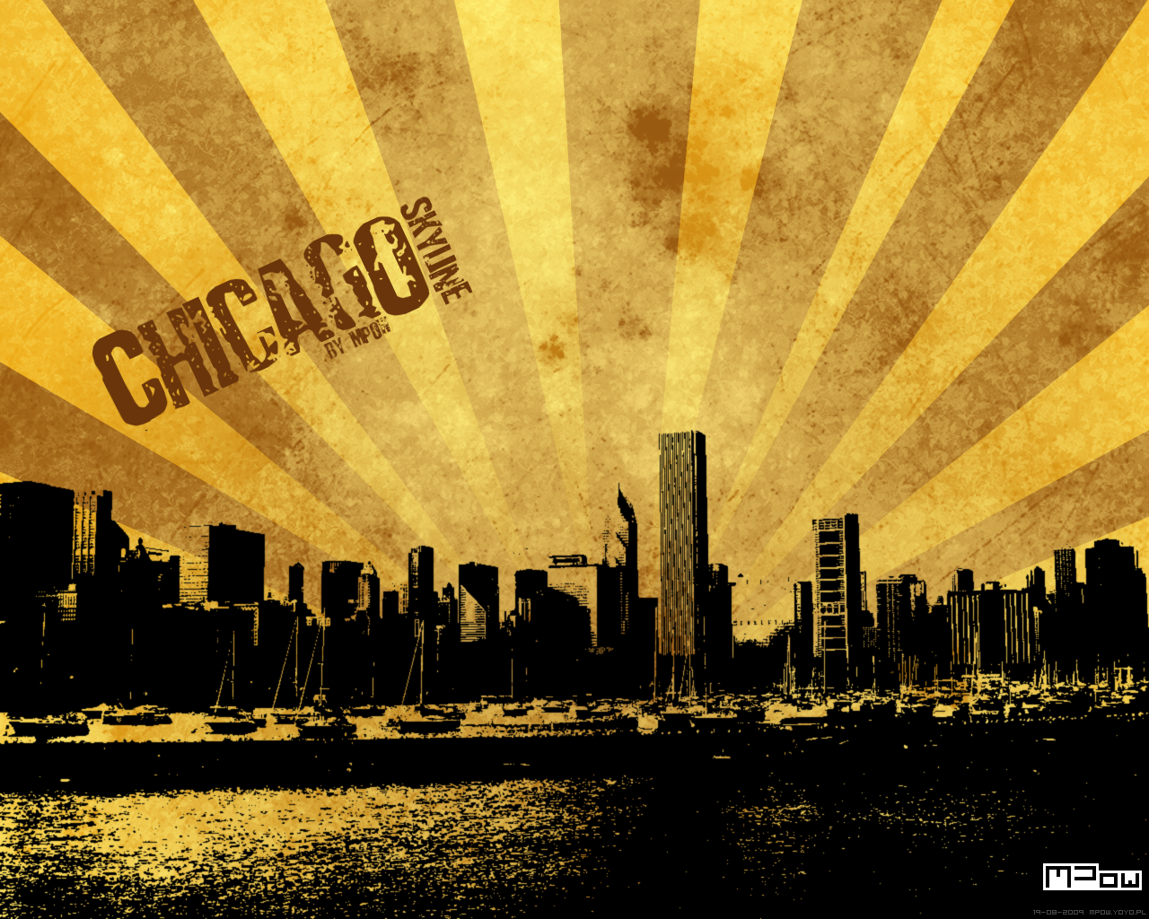 Chicago grunge by MPow