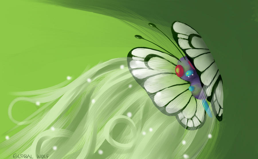 Desfile - Poké-Estilista: Colorful Party 012_butterfree_by_global_wolf-d3lld1j