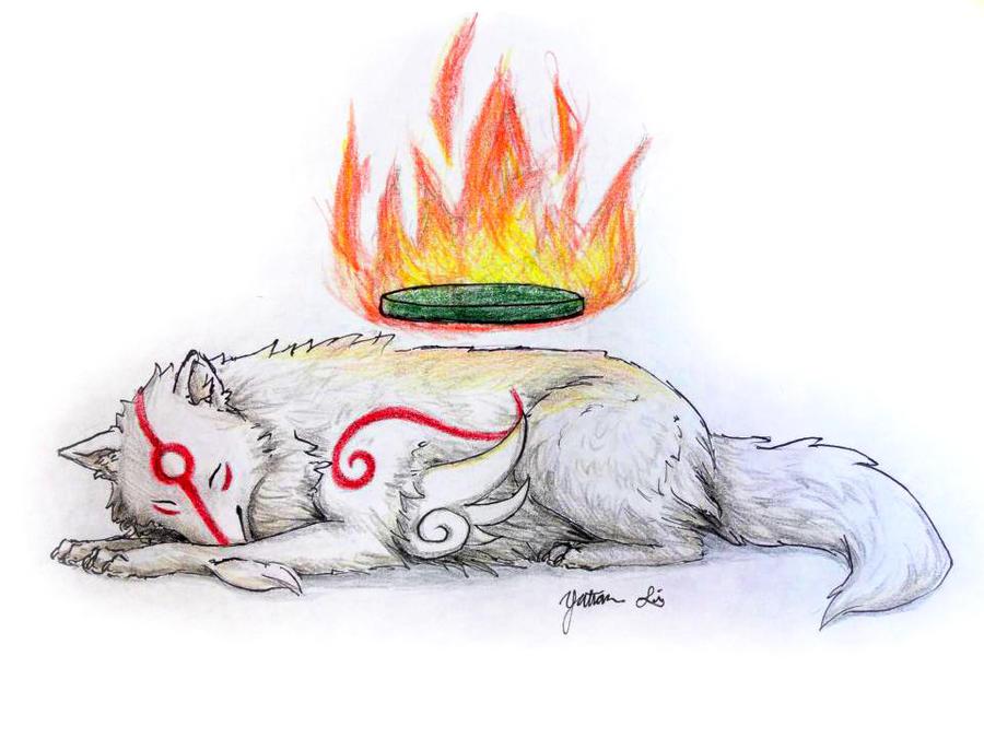 Ammy by global-wolf