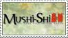 Mushi-shi Stamp by Krisderp