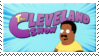 Cleveland Show Stamp