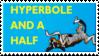 Hyperbole and a Half Stamp II by Krisderp