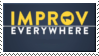 Improv Everywhere Stamp by Krisderp