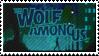 Wolf Among Us Stamp