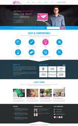 Digital Hot House Website Design