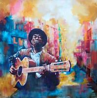 Street Artist by CamilleNat