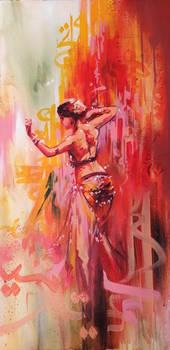 oriental dancer IV