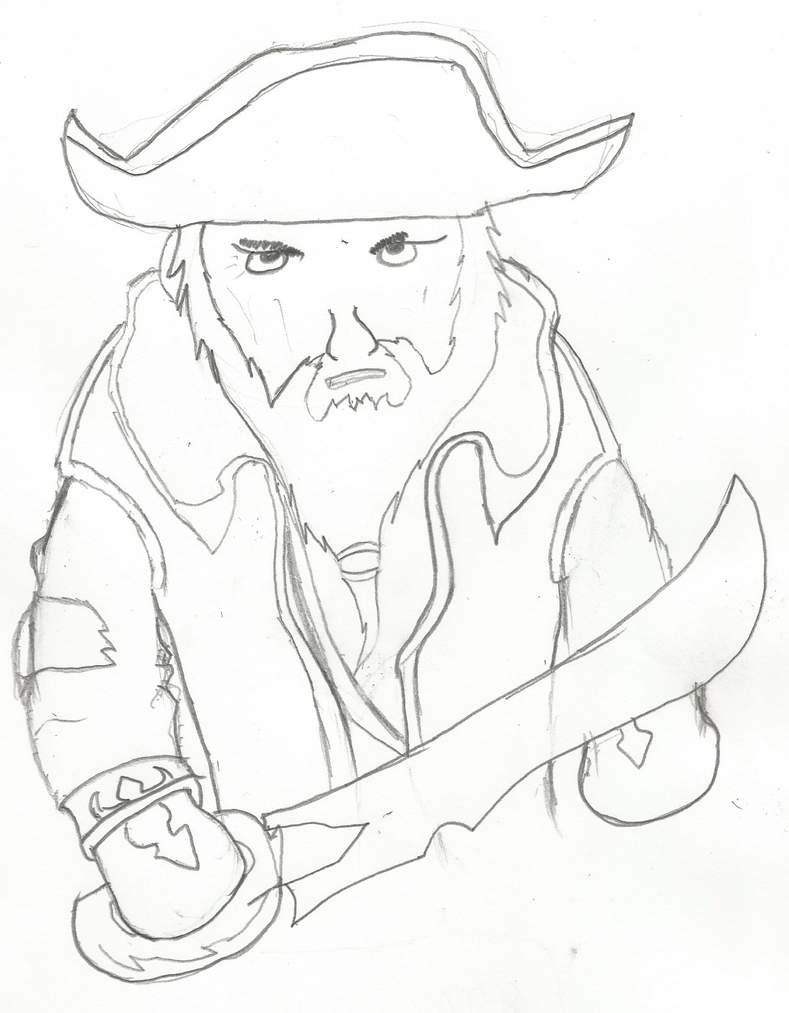 Gangplank, The Saltwater Mistake by iTreant