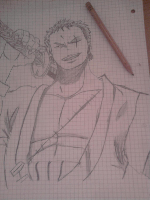 Lerenor/Roronoa Zorro (One Piece) by Tartenter