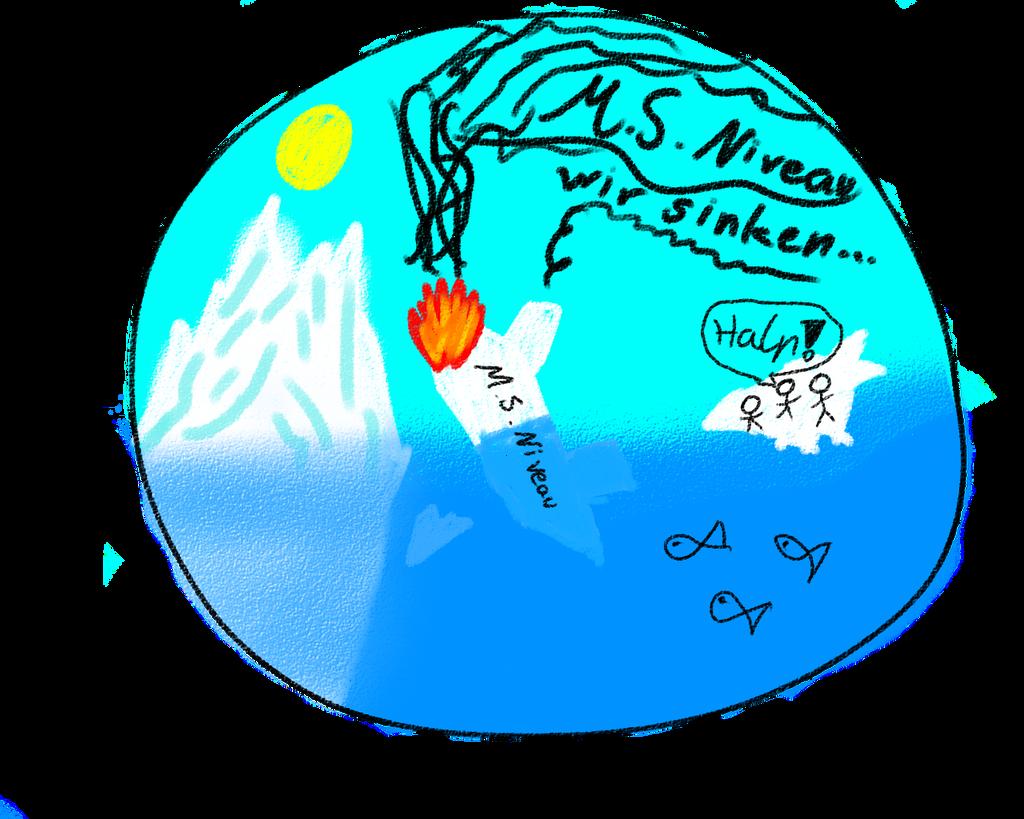 M.S.Niveau Logo by Tartenter