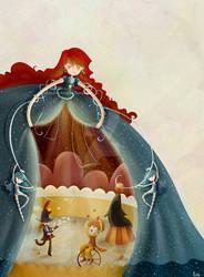 le cirque imaginaire by cocinando-colores