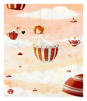 tea party in the sky